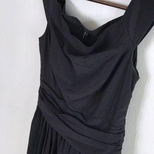 J. Peterman Dresses - J. Peterman | Black Silk Dress- Size 8